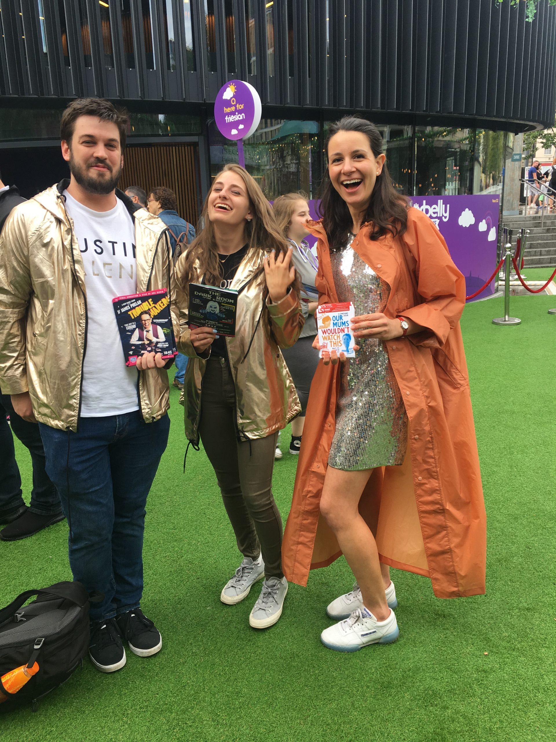 Edinburgh Fringe Festival 2019