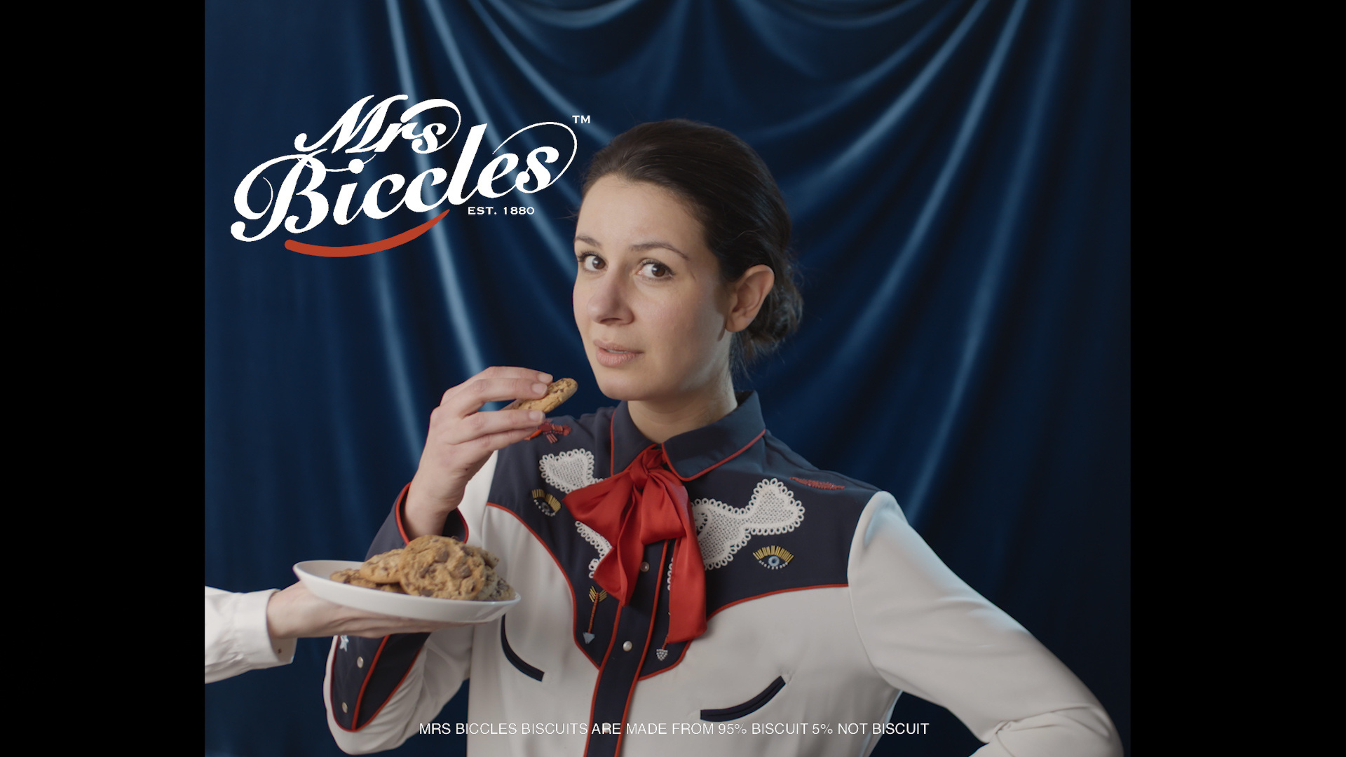 Mrs Biccles Biscuits
