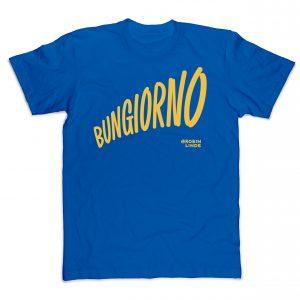 Bungiorno T-shirt Blue